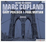 Marc Copland: New York Trio Recordings Vol. 2: Voices