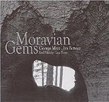 Album Moravian Gems by George Mraz