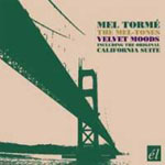 Album Velvet Moods Featuring the Original California Suite by Mel Torme