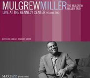 Album Live at the Kennedy Center Volume 2 by Mulgrew Miller
