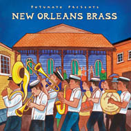 "Read ""New Orleans Brass"" reviewed by Jerry D'Souza"