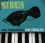 Album Jazz Impressions: Ray Charles by Nick Manson