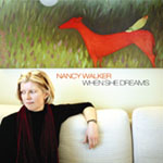Album When She Dreams by Nancy Walker