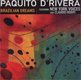 Peter Eldridge / New York Voices / Paquito D'Rivera