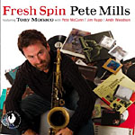 Album Fresh Spin by Pete Mills