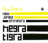 Album Tigra Negra by Pierre Dorge