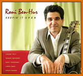 Album Keepin' It Open by Roni Ben-Hur