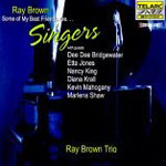 Album Some Of My Best Friends Are...Singers by Ray Brown