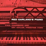 Album Red Garland's Piano by Red Garland