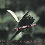 Sheila Jordan: Confirmation