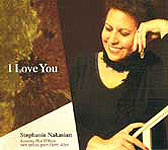 I Love You by Stephanie Nakasian