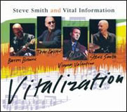 Album Vitalization by Steve Smith