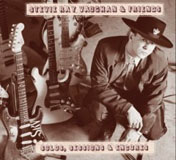 Stevie Ray Vaughan: Solos Sessions and Encores