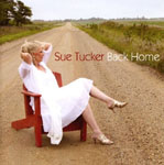 Album Back Home by Sue Oatts (Tucker)