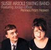Susie Arioli Swing Band Featuring Jordan Officer: Pennies from Heaven
