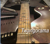 "Read ""Twangorama"" reviewed by Craig M. Cortello"