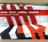 Album The Levitation Shuffle by Shoup / Burns / Radding / Campbell