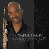 Album Ready For Love by Walter Beasley