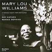 Album A Grand Night for Swinging by Mary Lou Williams