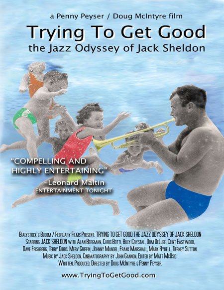 "Read ""Trying To Get Good: The Jazz Odyssey of Jack Sheldon"" reviewed by Randall Robinson"