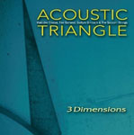 Acoustic Triangle: 3 Dimensions