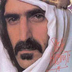 Adrian Belew / Frank Zappa