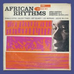 Various Artists: African Rhythms: Afro-Centric Homages to a Spiritual Homeland