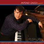 Album Rush Life by Antonio Ciacca