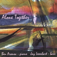 Album Alone Together by Jay Leonhart
