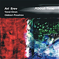 Ari Erev: Ari Erev: About Time