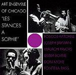 Album Les Stances A Sophie by Art Ensemble Of Chicago
