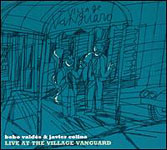 Album Live At The Village Vanguard by Bebo Valdes