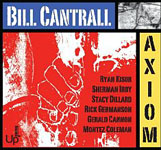 Album Axiom by Bill Cantrall