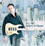 Album Subject to Change by Bill Hart
