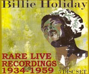 "Read ""Billie Holiday: Rare Live Recordings 1934-1959"""