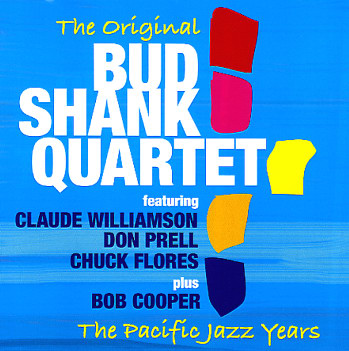 "Read ""Bud Shank: The Original - The Pacific Jazz Years"" reviewed by Nic Jones"