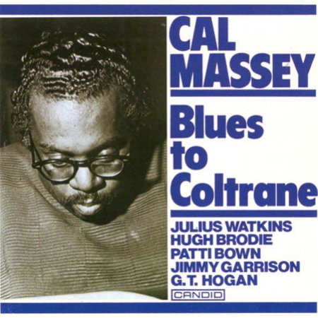 Album Blues to Coltrane by Cal Massey
