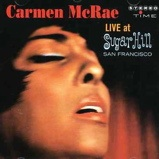 Carmen McRae: Live at Sugar Hill - San Francisco
