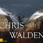Album Chris Walden: Symphony No. 1 - The Four Elements by Chris Walden