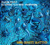 "Read ""Mind Meets Matter"" reviewed by John Kelman"