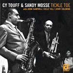 Album Tickle Toe by Cy Touff