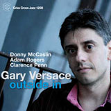 Album Outside In by Gary Versace