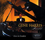 Album Live In London by Gene Harris