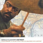 Detroit by Gerald Cleaver