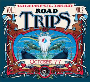 Grateful Dead: Grateful Dead: Road Trips Vol. 1 No. 2