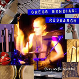 Album Research by Gregg Bendian