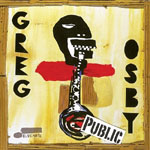 Album Public by Greg Osby