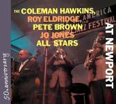 Album Coleman Hawkins and Roy Eldridge All-Stars at Newport by Roy Eldridge