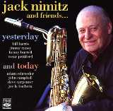 Album Yesterday and Today by Jack Nimitz
