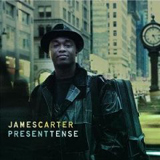 Album Present Tense by James Carter